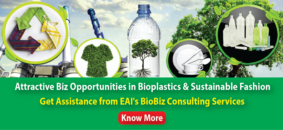 Non-food crops as feedstock for bioplastics: Is there a
